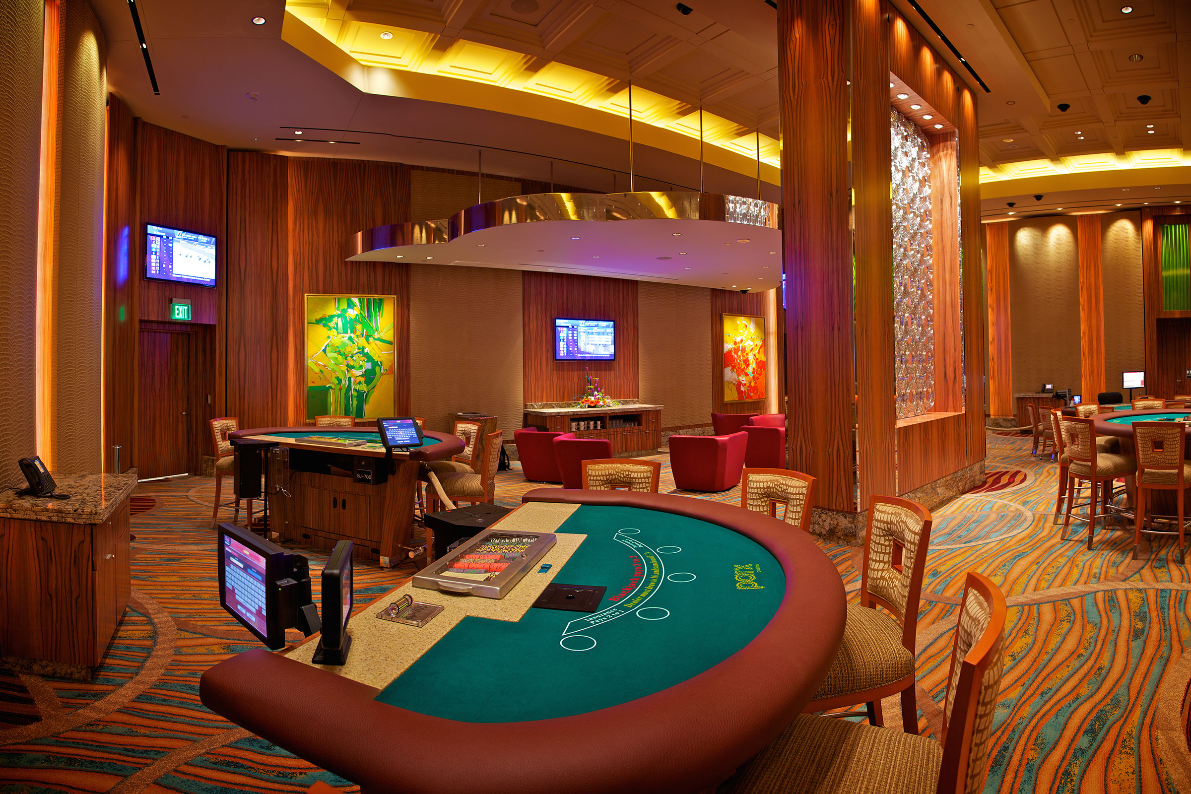 Parx Casino Tables